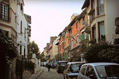 Paris' Most Secret Streets You Need To Walk- Square de Montsouris Address: 8-12 rue Nansoutis The private street, built in 1922, is lined with single-family homes.
