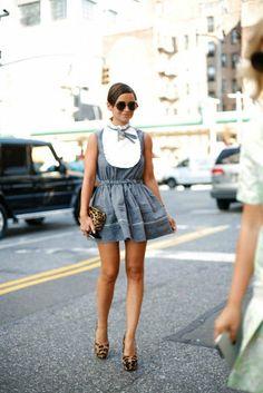 ▌名人穿搭 ▌嬌小女孩一定要發囉的Miroslava Duma | 風格部落客 - Yahoo 奇摩時尚