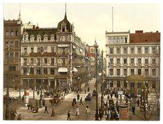 Германия в конце 19-го века / до Второй мировой войны (исторические фото) - Берлин