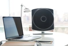 Desktop Air Purifier: This air purifier is the strong and silent type - giving you breeze- and ozone-free operation why staying whisper quiet.