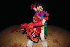 Bjork photographed for Volta, 2007 by Inez van Lamsweerde & Vinoodh Matadin
