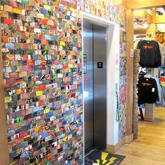 Art of Board turns scraps of broken skateboard decks into wall and surface tiles. Not only is this an effort to elevate home design—because it definitely does that—this is also an effort to recycle wood waste and lessen our load on landfills across the country.