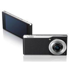 Unlocked Panasonic Lumix 16GB 4K Camera Android Smartphone for $499