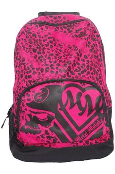 Metal Mulisha Ferocious Backpack, £35.99    http://www.attitudeclothing.co.uk/product_32311-61-2187_Metal-Mulisha-Ferocious-Backpack.htm