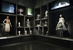 Gallery view of Alexander McQueen: Savage Beauty, May 4-August 7, 2011 | The Metropolitan Museum of Art