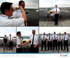 Felicitamos a nuestro alumno Luis García por haber realizado satisfactoriamente su cheque de la Dirección de Aviación Civil!!   Quieres ser #piloto?   información : info@skyecuador.com PBX 04 600 8250 o ( 0969063172 solo WhatsApp ) www.skyecuador.com  Matrículas Abiertas!   Julio : #Guayaquil Agosto : #Quito