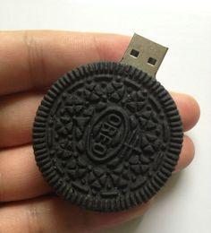 Mini Cookie Model USB 2 0 Memory Stick Flash Pen Drive 4GB 8GB 16GB 32GB P144 | eBay