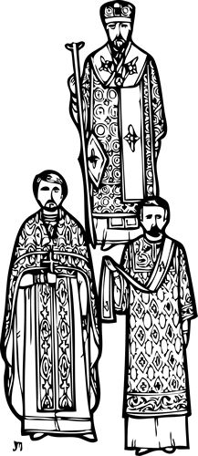 Line Drawing Resources - Teacher Resources - Department of Christian Education - Orthodox Church in America