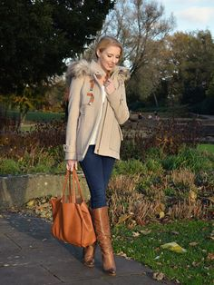 New Coat for Fall <3 http://www.belle-melange.com/time-goes-by-so-fast/