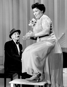 Jimmy Durante and Mrs. Miller (The Hollywood Palace, 1966)