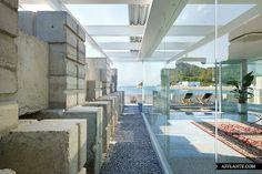 Glass House for Diver // NAF Architect & Design