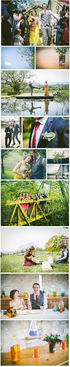 Rustic Farm Wedding Inspiration