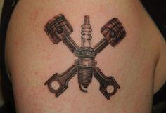 Tatuaje de Mecánica 6