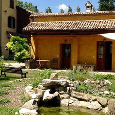 Bed & Breakfast ecosostenibile Friuli-Venezia Giulia:Il giardino di Beleno