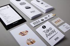 Zuka (Identity, Packaging, Web) by Lo Siento Studio, Barcelona