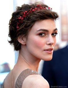 10 Hottest Pics of Keira Knightley in Short Hair on Red Carpet