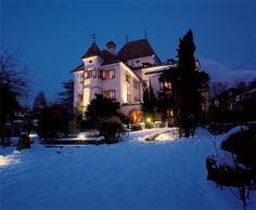 Castel Rundegg in Merano, South Tyrol. The historical castle hotel was one of Italy's first beauty spas, opened in the 1970s www.schlosshotels.co.at/rundegg