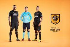 Hull City 2014/2015 Away kit