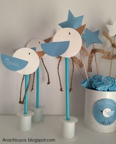 Anachicuca: detalles bautizo juan kalėdinės dekoracijos baby decor, baby и baby Baby Shawer, Baby Mine, Otoño Baby Shower, Baby Girl Baptism, World Crafts, Baby Shower Activities, Candy Bouquet, Ideas Para Fiestas, Fiesta Party