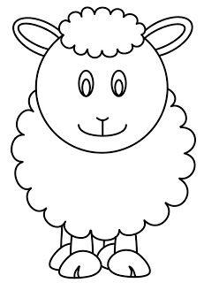 Pages O Draw A Cartoon Sheep Step 5 Animals Sheeps Free