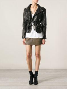 Isabel Marant Cropped Structured Jacket - Eraldo - Farfetch.com
