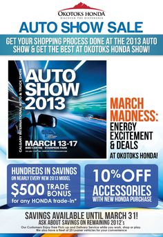 Everyone's seen the rest in Calgary. Now get the best at Okotoks Honda. Guaranteed deals with AutoShow pricing with superior service. Discover the Difference! Superior Service, Honda Cars, March Madness, Calgary, Rest