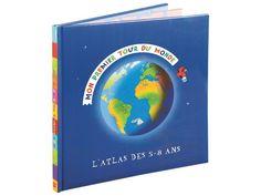 L'ATLAS DES 5 - 8 ANS Mon premier tour du monde
