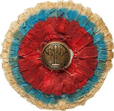 Military & Patriotic:Civil War, South Carolina Secession Badge.... Image #1