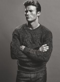Scott Eastwood ph Inez & Vinoodh for Hugo Boss F/W 2014.15