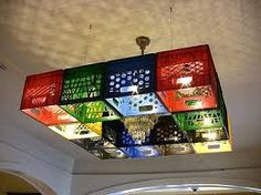Image result for crates on ceiling