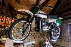 Motocross Bikes, Vintage Motocross, 50cc, Dirtbikes, Garage Design, Vintage Bikes, Motorbikes, Bobbers, Scrambler