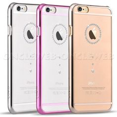 La toute nouvelle #Coque #iPhone6 #devia façon Swarovski Une #coque design et très féminine. Rigide, elle protège votre iPhone 6 6s. dispo sur www.etui-iphone.com Coque Iphone 6, Phone Accessories, Shells, Iphone Cases, Cover, Swarovski, Design, Iphone Holster, Accessories