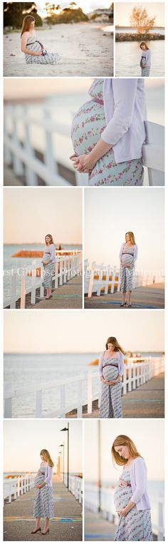 Maternity Photos - first glimpse photography
