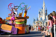 10 Free Things to Do with Kids at Disney World Slideshow at Frommer's