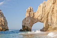 Lands End Cabo San Lucas Stock Image