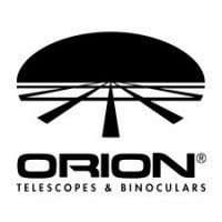 Logo of Orion Telescopes and Binoculars, a company that sells telescopes, binocular, and accessories