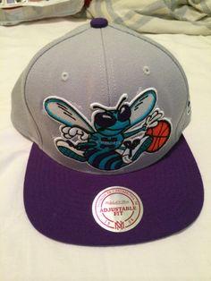 Snapback Chalotte Hornets