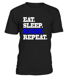 """# Eat Sleep Rugby League Football Sports Repeat Life T Shirt .  Special Offer, not available in shops      Comes in a variety of styles and colours      Buy yours now before it is too late!      Secured payment via Visa / Mastercard / Amex / PayPal      How to place an order            Choose the model from the drop-down menu      Click on """"Buy it now""""      Choose the size and the quantity      Add your delivery address and bank details      And that's it!      Tags: Goof around and have a…"""