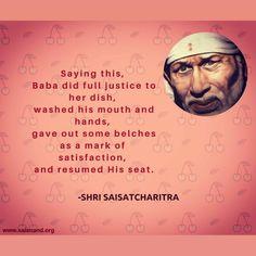 693 Best shirdi Sai Baba Quotes/sai satcharita images in 2019