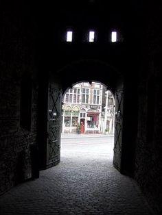 The Gravensteen Castle