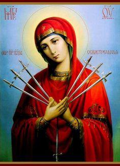 Эта статья расскажет об истории молитвы перед Семистрельной иконой Божьей Матери, которая помогает в исцелении и защите от злых людей и несчастий.