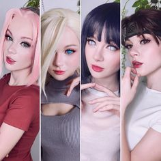 Sorry-sorry, I know that I post a lot of Naruto posts last time. But I really LOVE this anime🖤 I promise, I'll… Hinata Cosplay, Ciri Cosplay, Cosplay Sakura, D Va Cosplay, Cosplay Anime, Cosplay Makeup, Cosplay Outfits, Best Cosplay, Cosplay Girls