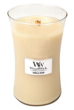 Vanilla Bean WoodWick Candle 22 oz.