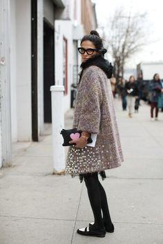 A Fashionable Woman: Coat Love | Fonda LaShay // Design → more on fondalashay.com/blog