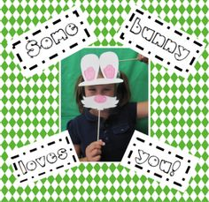 Super Cute Student Easter Cards!