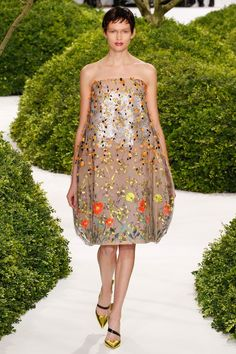Christian Dior Haute Couture Spring 2013 – By Raf Simons