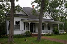 possible front porch?