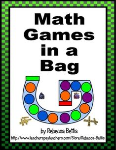 This is a set of 10 math, logic, and strategy games that are based on ancient or classic board games.  The games are miniature in size and are designed to be stored, along with playing pieces, in sandwich-sized plastic baggies.  Simply print out the game boards and instructions, tape the instructions to the outside of the baggie, and store the game board inside the baggie.