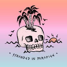 Wesley Bird.  Stranded in Paradise.