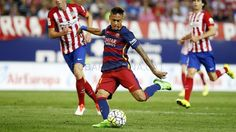 Atlético de Madrid - FC Barcelona   FC Barcelona